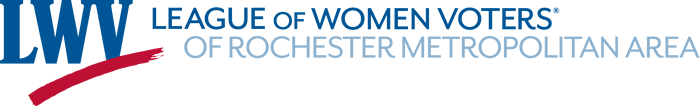 League of Women Voters | Rochester Metropolitan Area, Rochester, NY
